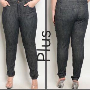 Plus Sized Skinny Zenobia Jeans